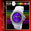 Original Ice Watch Ice-Purple Unisex Uhr IPE.ST.WPE.U.S.12