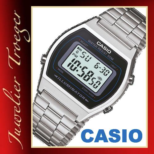 Classic Digitale 1avef Herren Uhr Casio B640wd Armbanduhr ym08nvONw