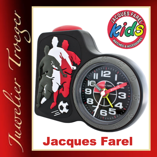 Jacques Farel Kids Wecker Kinderwecker Lernwecker Acb716