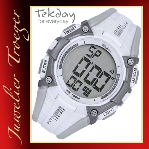 Tekday Uhr Digitale Herren Jugenduhr Modell 655844 Young-Collection