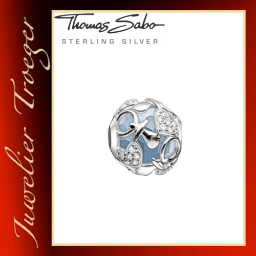 Thomas Sabo Karma Beads - Happy Baby Boy - 925er Sterlingsilber