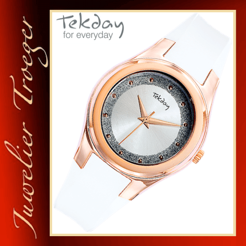 Tekday Uhr Damen Teens/Jugenduhr Modell 653971 Young-Collection