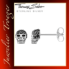 Thomas Sabo Ohrstecker Rebel at heart - Totenkopf - Gothic Schmuck H1772