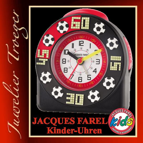 Jacques Farel Kids Wecker Kinderwecker Lernwecker Acw31 Fussball