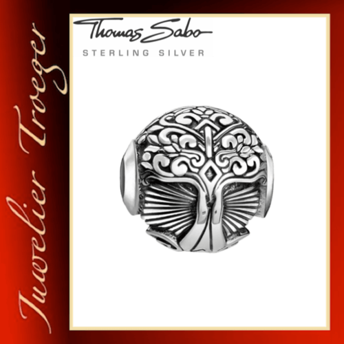 Thomas Sabo Karma Beads Tree of Love 925er Sterlingsilber K0320